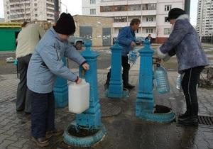 Киевские бюветы могут стать платными