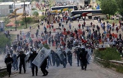 Кількість загиблих в Мексиці внаслідок заворушень досягла 13 осіб