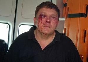 новости Киева - Киевводоканал - нападение - избиение - В Киеве торговцы на рынке напали на работников Киевводоканала