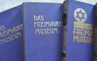 Масонам Германии возвращают украденные нацистами книги