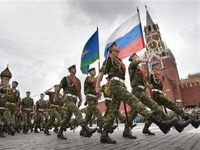 Медведев: Россия будет использовать армию за рубежом только в крайних случаях