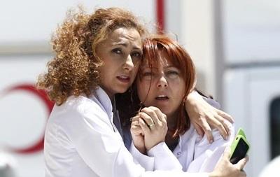 В университете Анкары стрельба, есть жертвы