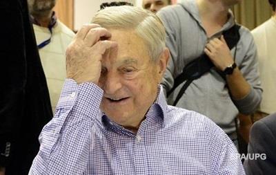 Сорос заговорив про незворотний розпад ЄС