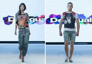 Испанский бренд Desigual и украинские дизайнеры открыли Odessa Holiday Fashion Week