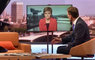 Шотландия грозит наложить вето на выход Британии из ЕС