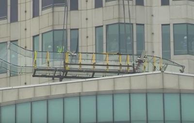 На небоскребе в США установили экстремальную горку