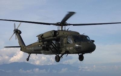 В Колумбии пропал вертолет с 16 солдатами