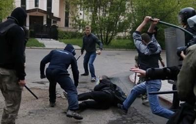На Полтавщине девять человек избили АТОшника - волонтер