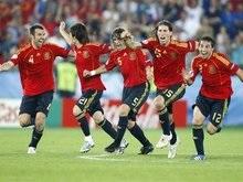 Испания стала последним полуфиналистом Евро-2008