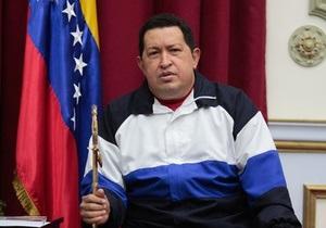 Дата инаугурации Уго Чавеса может быть перенесена из-за его болезни