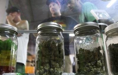 У Каліфорнії зібрали підписи за легалізацію марихуани