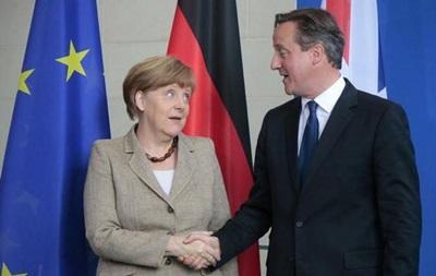 Меркель о Brexit: Снова все развернуть невозможно