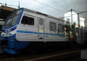 Власти Киева обещают устранить неудобства в работе городской электрички