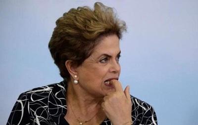 Голосування щодо імпічменту президента Бразилії пройде 20 серпня