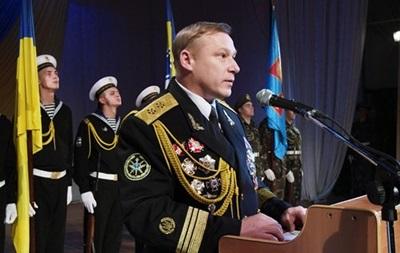 Колишній український адмірал очолив Балтійський флот - ЗМІ