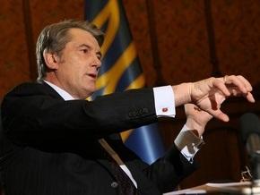 Ющенко обеспокоен ситуаций с рекапитализацией банков