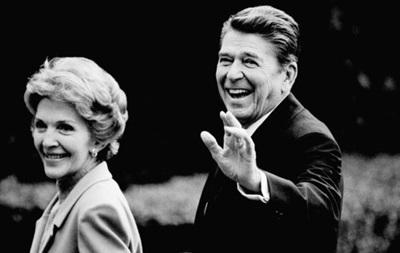 Christie s выставляет на продажу коллекцию вещей Рональда и Нэнси Рейган
