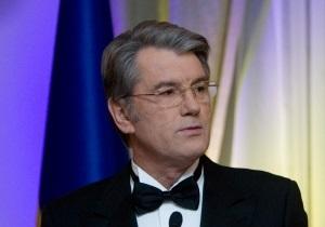 Ющенко заявил, что не любит политику и чувствует себя  белой вороной