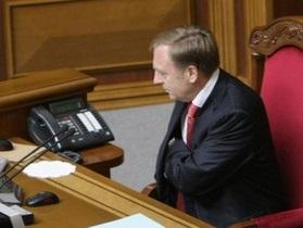 Отставка Луценко: Партия регионов инициирует внеочередное пленарное заседание