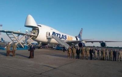 Киев получил американские контрбатарейные радары