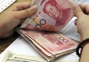 Дефицит торгового баланса Китая достиг рекорда за семь лет