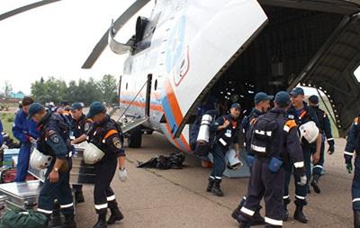 Падіння Іл-76 в РФ: знайдено тіла льотчиків і  чорну скриньку