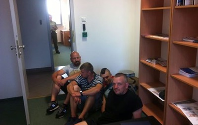 Украинских музыкантов не пустили в Польшу
