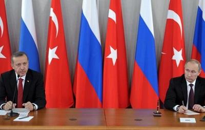 В Турции прогнозируют встречу Эрдогана и Путина уже в июле