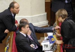 Во фракции ПР считают вполне вероятным вхождение НУ-НС в коалицию
