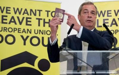 Ідеолог Brexit йде у відставку