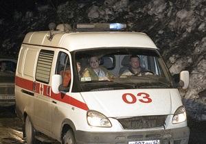 В Харькове неизвестный стрелял в сотрудника Госавтоинспекции