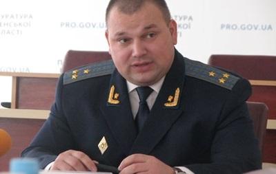 Заступник прокурора Рівненщини і бурштинокопальні