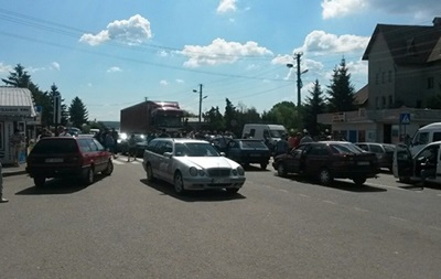 Поліція завела справи на блокувальників кордону з Польщею