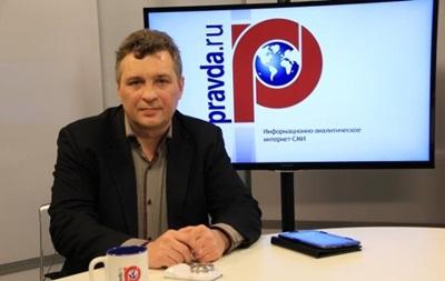 СБУ: Блогер дає свідчення на кураторів сепаратистів