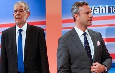 Повторні президентські вибори в Австрії призначені на 2 жовтня