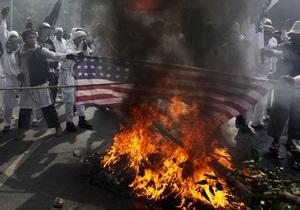 Протесты против антиисламского фильма не стихают