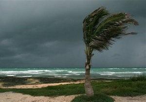 Тропический шторм Катя перерос в ураган