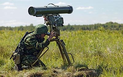 Бойцов АТО обстреляли из ракетного комплекса
