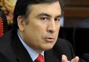 Саакашвили сравнил кандидата в президенты Грузии с лошадью Калигулы