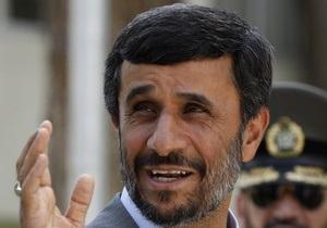 Ахмадинеджад прибыл в Таджикистан