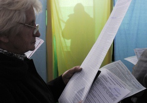 Опора: Выборы в Ивано-Франковский облсовет могут не признать