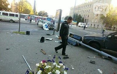 ДТП у Харкові з участю поліції: двоє загиблих