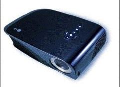 LG представляет новый LED проектор HS200