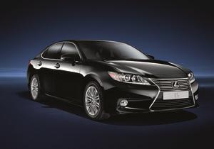 Новый Lexus ES доступен к заказу