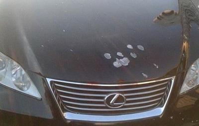 У Києві обстріляли авто адвоката