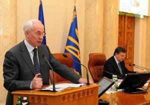 Азаров пообещал в течение недели подыскать нового вице-премьера