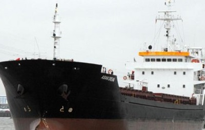В Болгарии арестовали судно с 12 украинцами