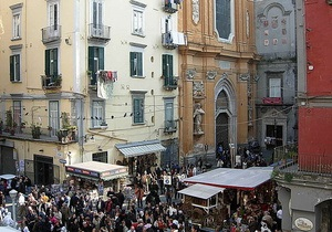 В Неаполе появится бесплатная городская сеть Wi-Fi