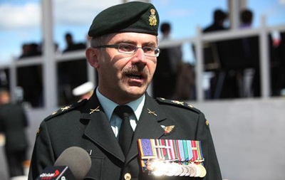 Армию Канады возглавил этнический украинец