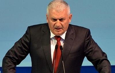 Прем єр Туреччини: Ситуація в країні під контролем